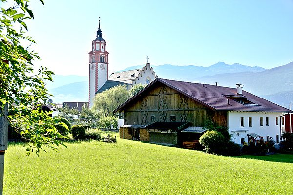 Absam Basilika ©Tourismusverband Hall Wattens