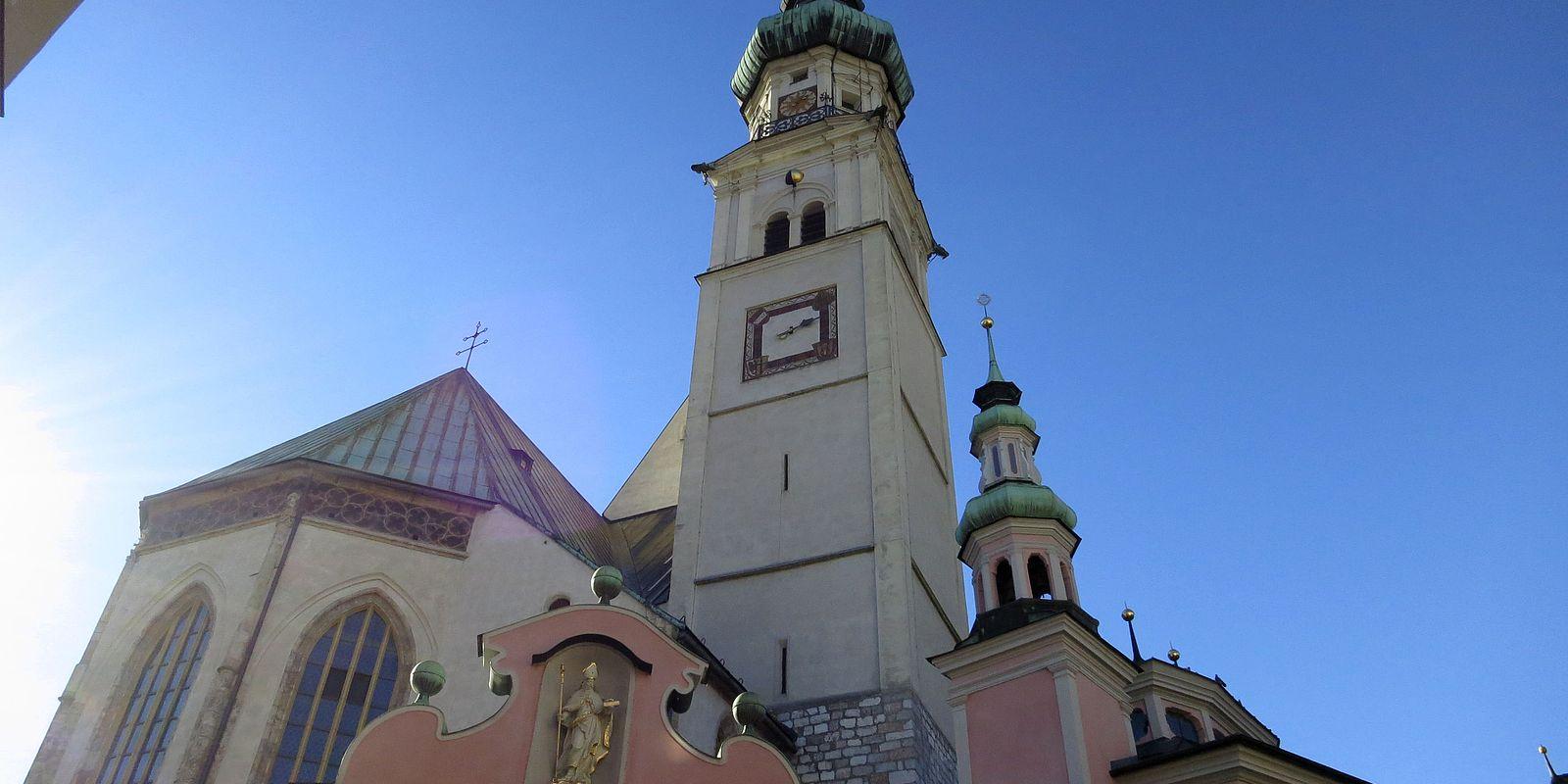Hall in Tirol ©Tourismusverband Hall Wattens