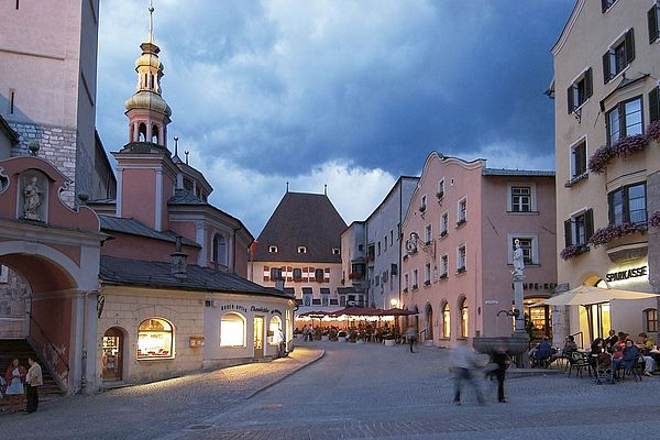 Altstadt Hall ©Tourismusverband Hall Wattens